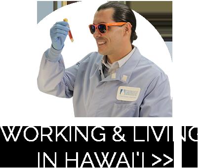Working & Living in Hawaii